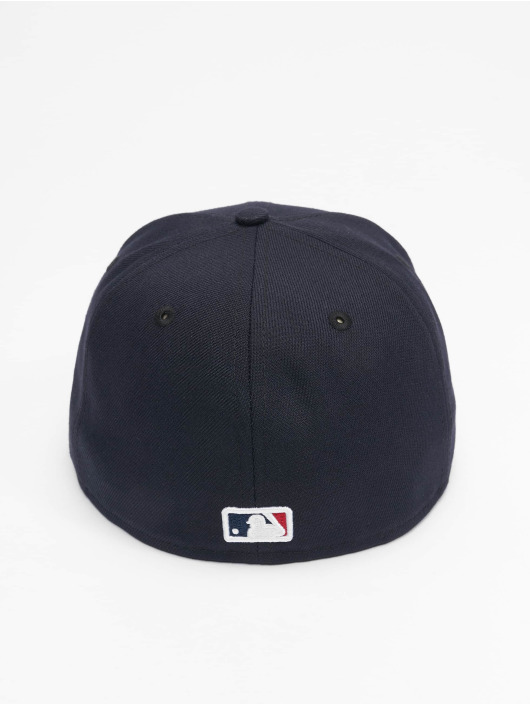 New Era Fitted Cap Mlb Properties Los Angeles Dodgers 59fifty modrá