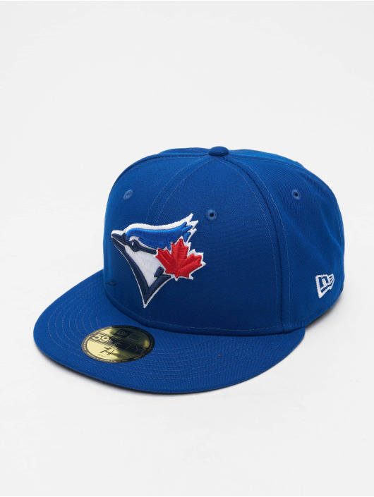 New Era Fitted Cap MLB Toronto Jays ACPERF modrá