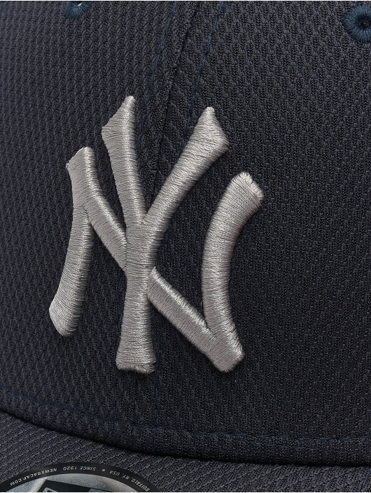 New Era Fitted Cap MLB New York Yankees Diamond Era 39thirty modrý