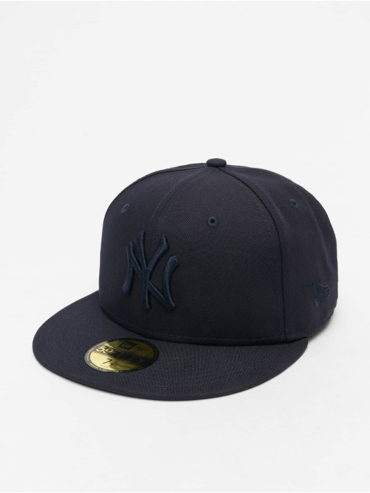 New Era Fitted Cap MLB NY Yankees Essential 59Fifty niebieski