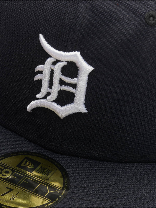New Era Fitted Cap MLB Detroit Tigers Acperf niebieski