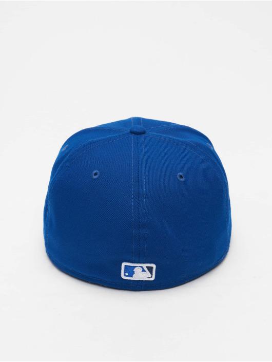 New Era Fitted Cap MLB Toronto Jays ACPERF niebieski