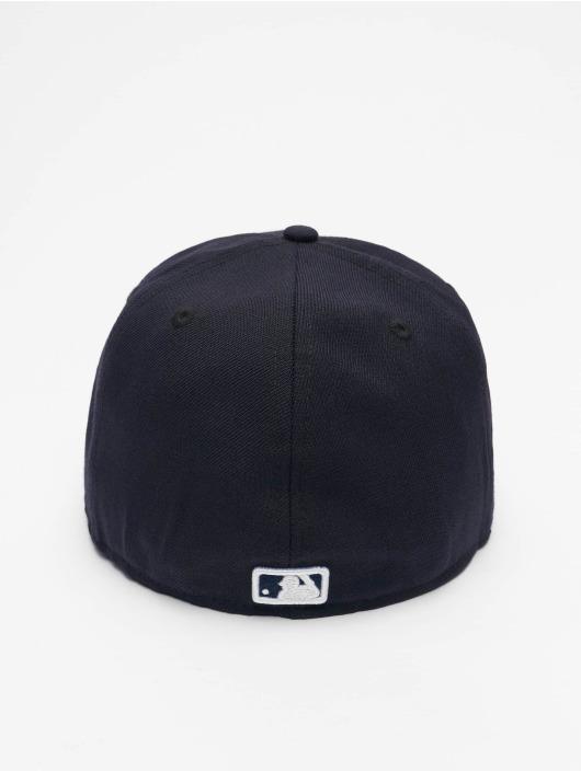 New Era Fitted Cap MLB Los Angeles Dodgers Sugar Skull 59Fifty niebieski