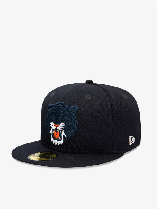 New Era Fitted Cap MLB Detroit Tigers Pop Element 59Fifty niebieski