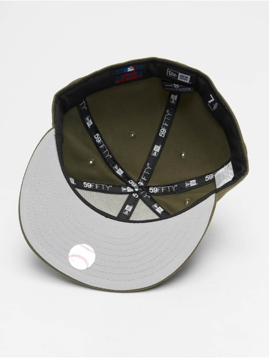 New Era Fitted Cap MLB NY Yankees 59Fifty Fitted olive