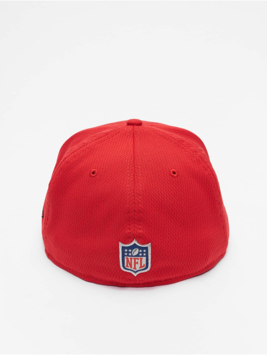 New Era Fitted Cap NFL Kansas City Chiefs Sideline Road 59Fifty red