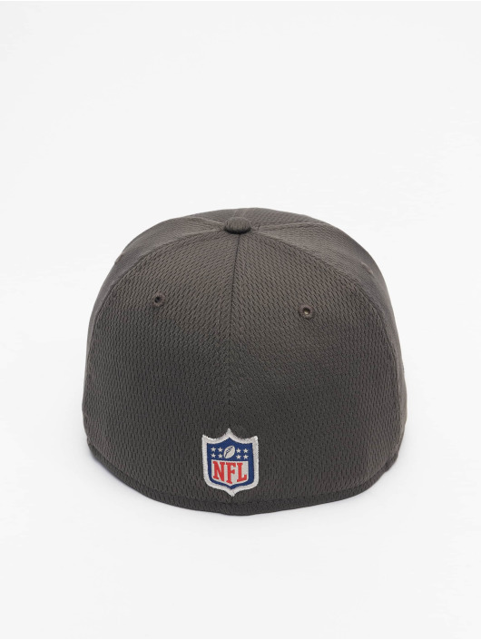 New Era Fitted Cap NFL Tampa Bay Buccaneers Sideline Road 59Fifty rosso