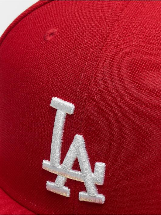 New Era Fitted Cap MLB Basic LA Dodgers 59Fifty rot