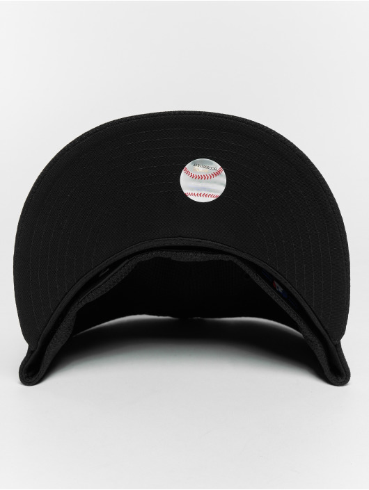 New Era Fitted Cap Diamond LA Dodgers 59Fifty schwarz