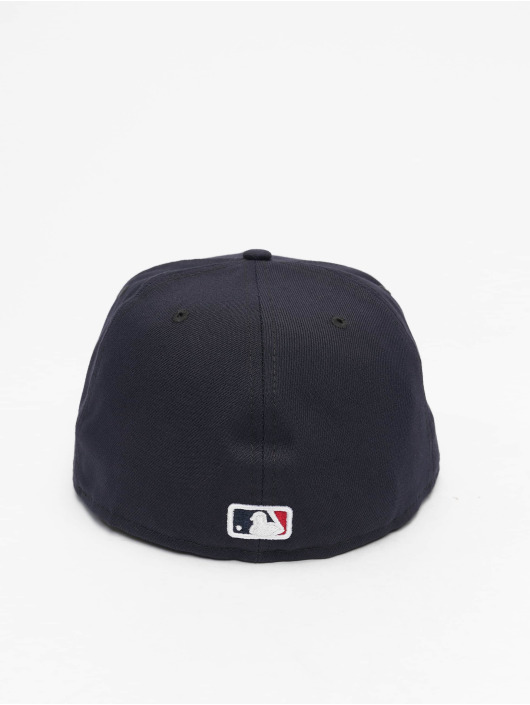 New Era Fitted Cap Acperf Boston Red Sox 59Fifty schwarz