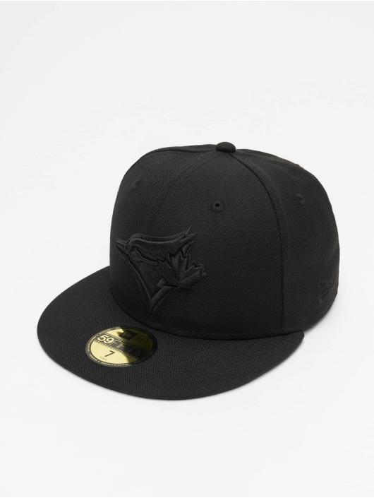 New Era Fitted Cap MLB Toronto Blue Jays 59Fifty schwarz