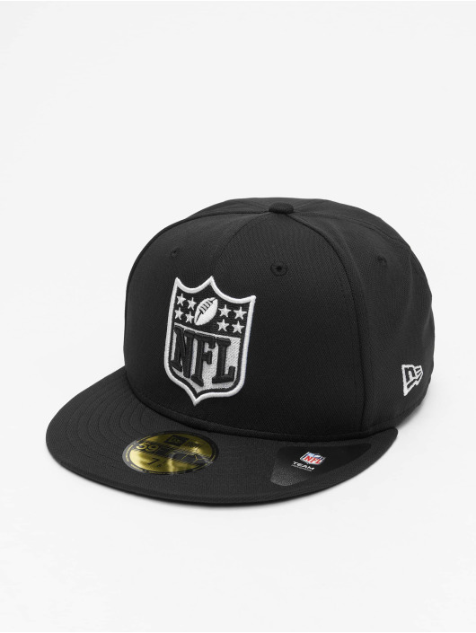 New Era Fitted Cap NFL Oakland Raiders 59Fifty schwarz