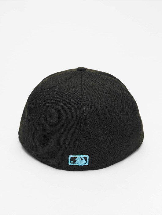 New Era Fitted Cap MLB NY Yankees League Essential 59Fifty schwarz