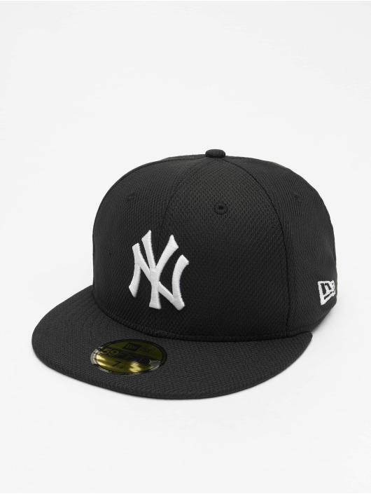 New Era Fitted Cap MLB NY Yankees Featherweight 59Fifty schwarz