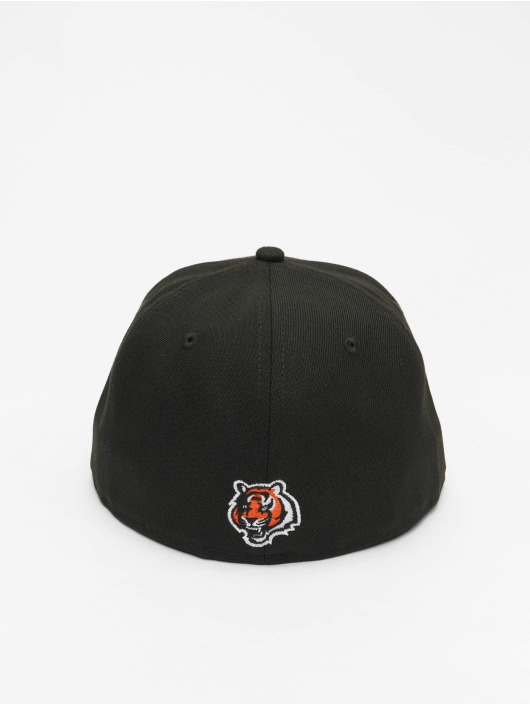 New Era Fitted Cap Cincinnati Bengals Team Tonal 59Fifty schwarz