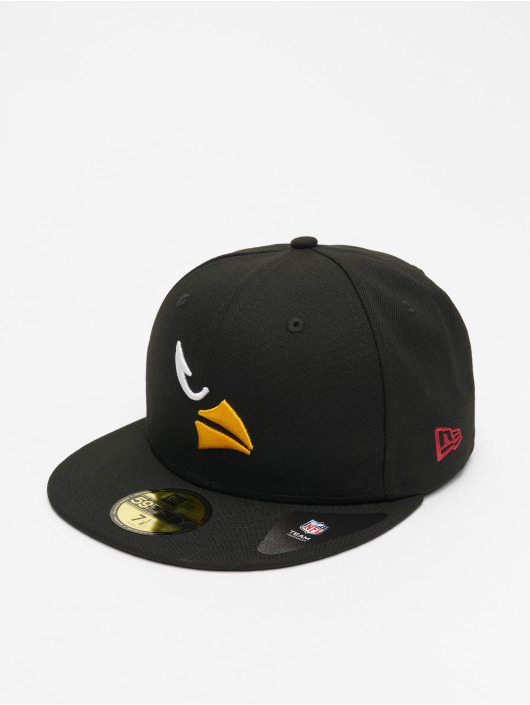 New Era Fitted Cap NFL Arizona Cardinals Team Tonal 59Fifty schwarz