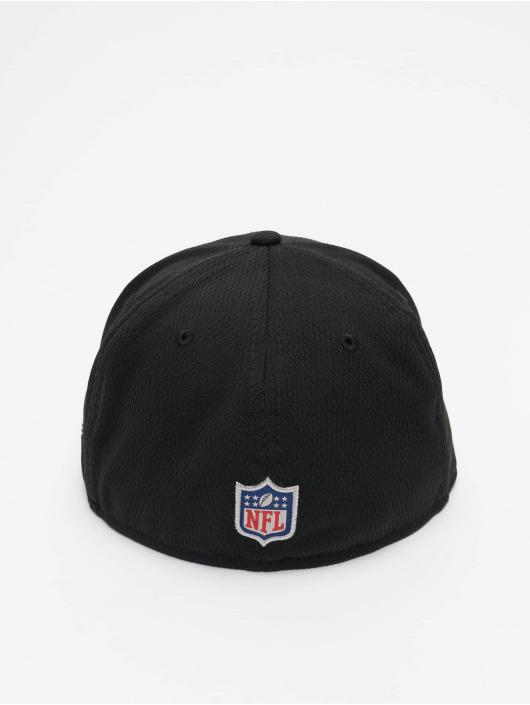 New Era Fitted Cap NFL Las Vegas Raiders Sideline Road 59Fifty schwarz