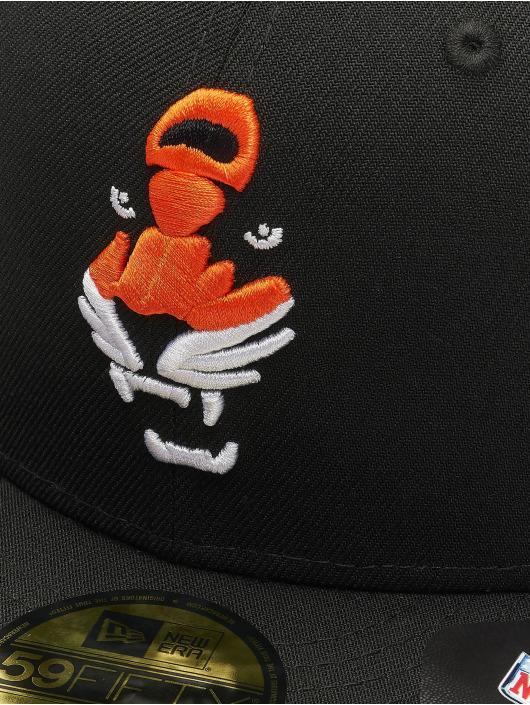 New Era Fitted Cap Cincinnati Bengals Team Tonal 59Fifty svart