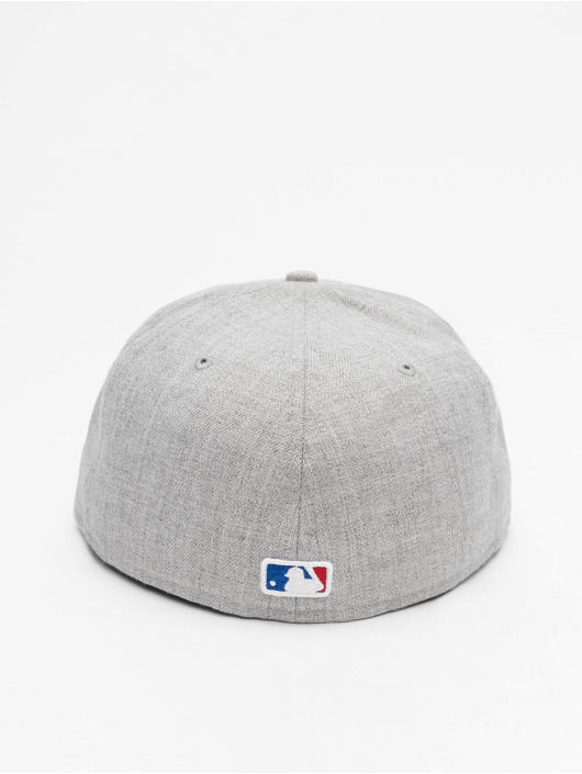 New Era Fitted Cap MLB Boston Red Sox 59Fifty szary