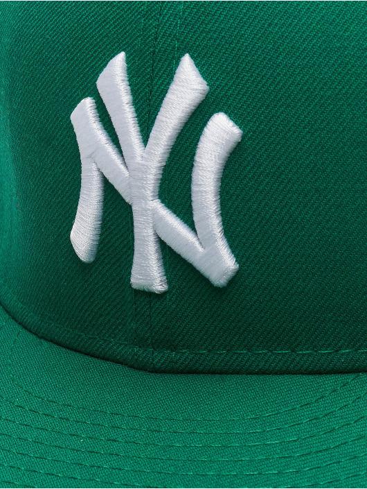 New Era Fitted Cap MLB Basic NY Yankees 59Fifty zelená