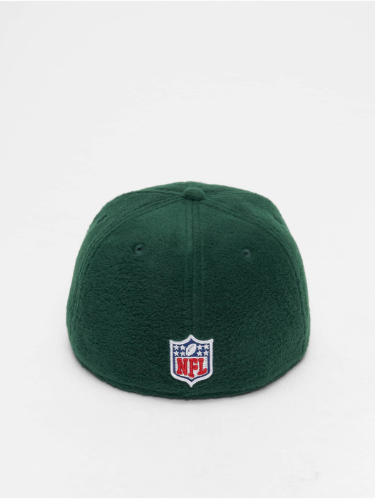 New Era Fitted Cap NFL Wintr Utlty Micro Fleece Green Bay Packers 59 Fifty zelená