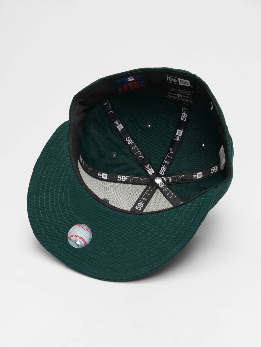 New Era Fitted Cap MLB League Essential New York Yankees 59 Fifty zelená