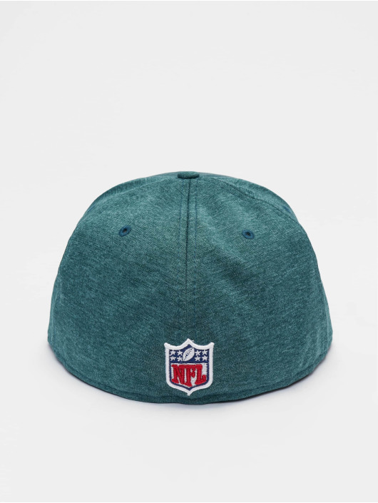 New Era Fitted Cap Shadow Tech Philadelphia Eagles 59Fifty zelená