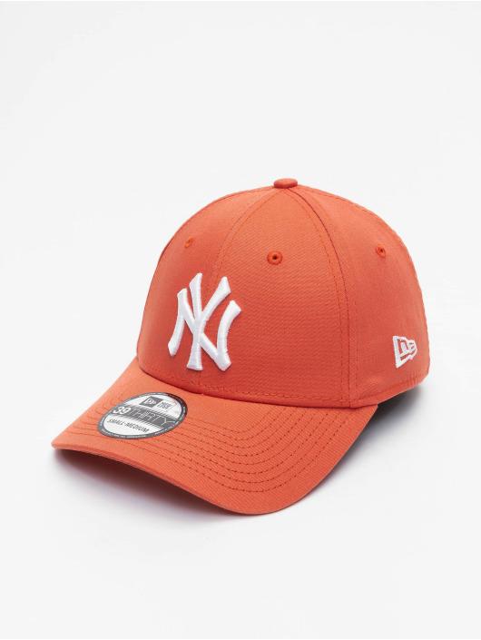 New Era Flex fit keps MLB New York Yankees League Essential 39Thirty apelsin