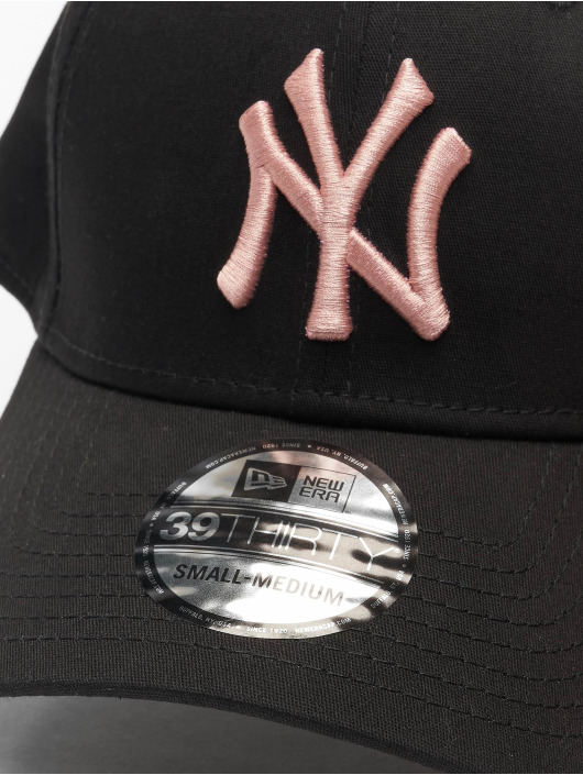 New Era Flexfitted Cap MLB NY Yankees Essential 39Thirty èierna