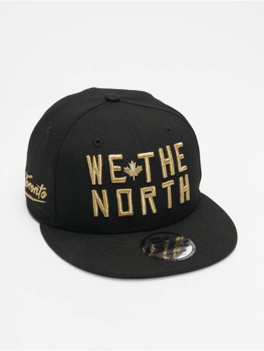 New Era Flexfitted Cap NBA20 Toronto Raptors City Alt EM 9Fifty èierna