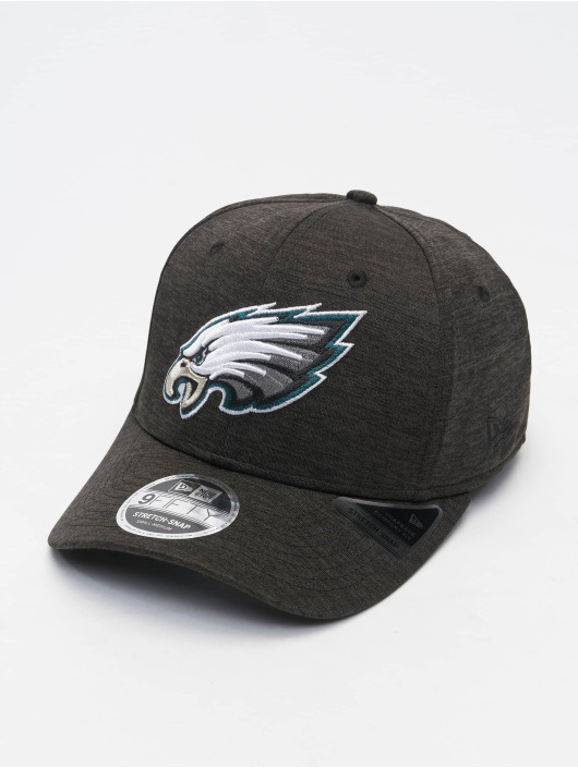 New Era Flexfitted Cap NFL Philadelphia Eagles Total Shadow Tech 9Fifty èierna