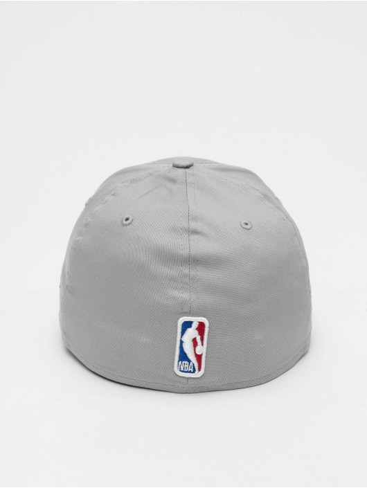 New Era Flexfitted Cap NBA Team Chicago Bulls 39Thirty šedá