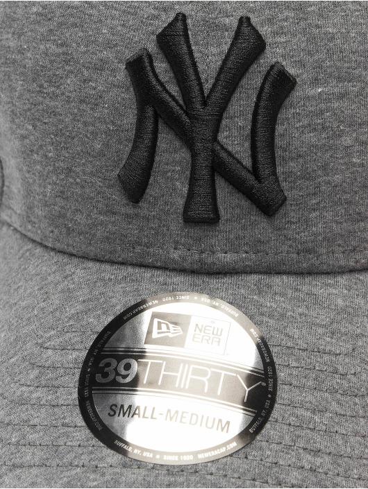 New Era Flexfitted Cap MLB NY Yankees Jersey Essential 39Thirty šedá