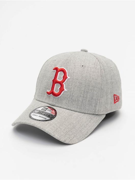 New Era Flexfitted Cap MLB Boston Red Sox Heather 39Thirty šedá