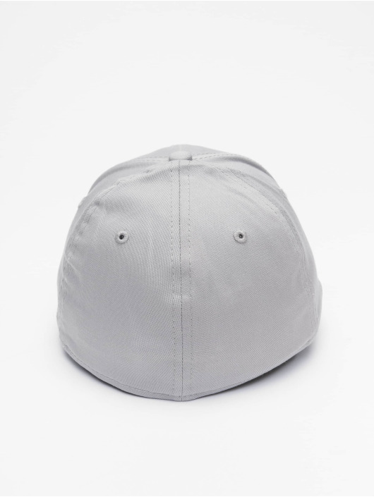 New Era Flexfitted Cap MLB NY Yankees League Essential 39Thirty šedá