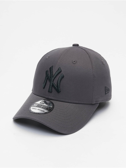 New Era Flexfitted Cap Mlb Properties New York Yankees League Essential 39thirty šedá