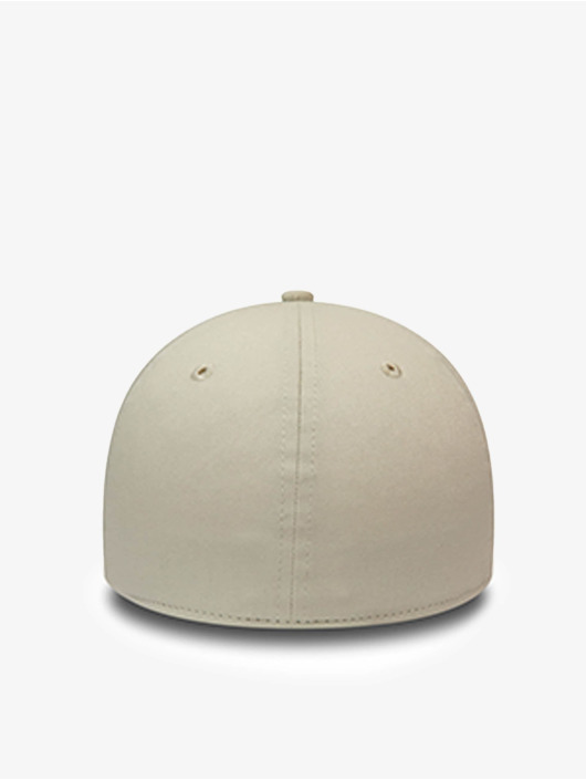 New Era Flexfitted Cap Colour Essential 39Thirty beige