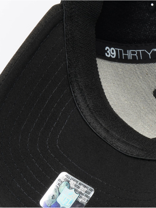 New Era Flexfitted Cap NFL Shadow Tech 39thirty black