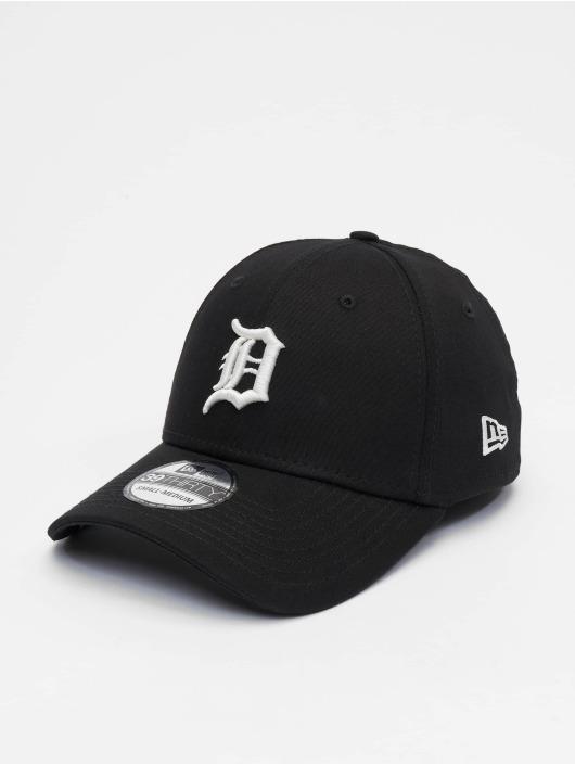 New Era Flexfitted Cap MLB Detroit Tigers League Essential 39thirty black