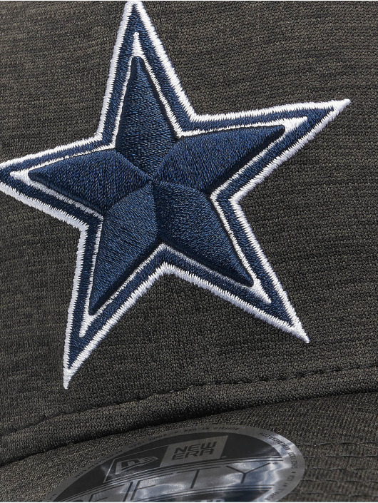 New Era Flexfitted Cap NFL Dallas Cowboys Total Shadow Tech 9Fifty black