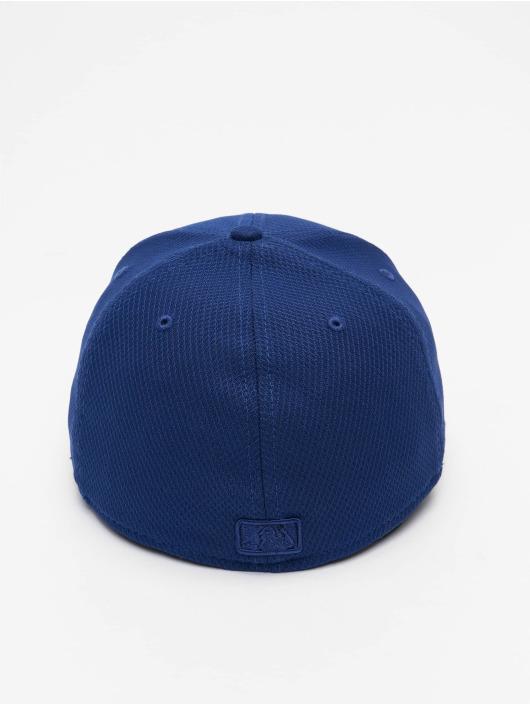 New Era Flexfitted Cap MLB Los Angeles Dodgers OTC Diamond Era blau