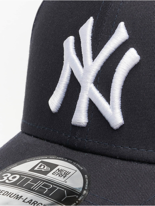 New Era Flexfitted Cap Classic NY Yankees 39Thirty blauw