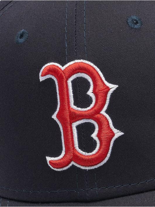 New Era Flexfitted Cap MLB Boston Red Sox League Essential 39Thirty blauw