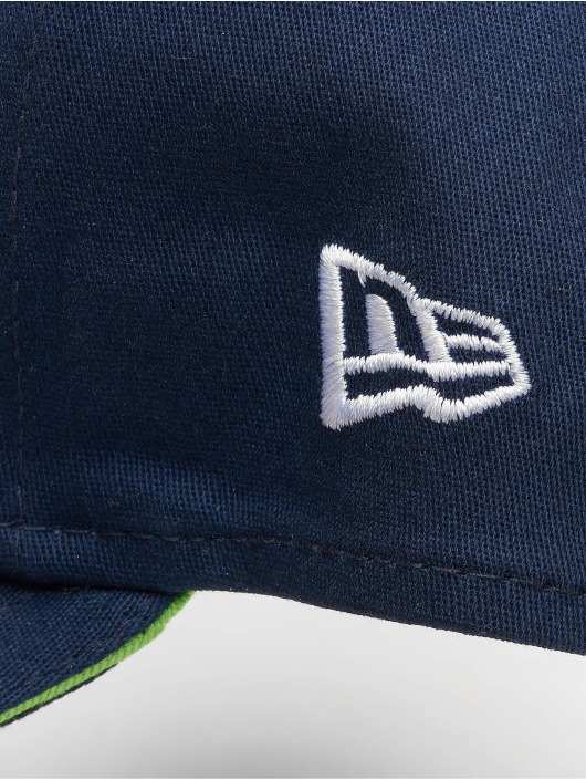 New Era Flexfitted Cap NFL Team Seattle Seahawks 39 Thirty blue