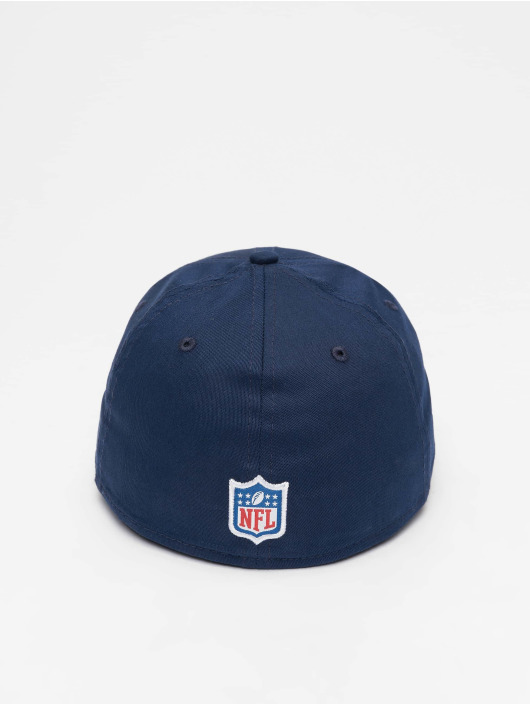 New Era Flexfitted Cap NFL Team New England Patriots 39 Thirty blue