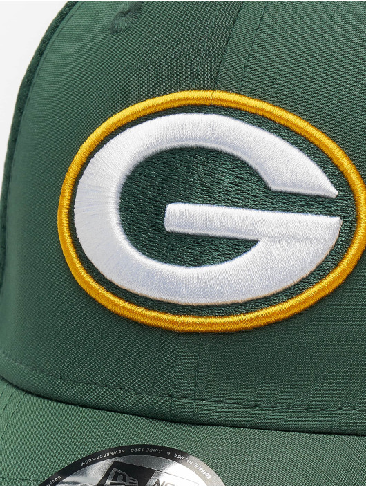 cbce84b2 New Era NFL Green Bay Packers Featherweight 39thirty Flexfitted Cap  Official Team Color