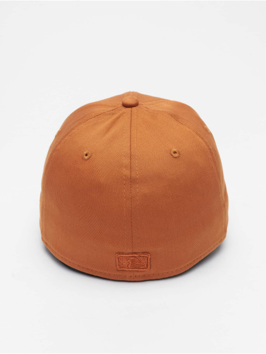 New Era Flexfitted Cap Mlb Properties New York Yankees League Essential 39thirty brown
