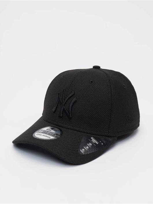 New Era Flexfitted Cap MLB New York Yankees Diamond Era 39thirty Flexfitted Cap czarny