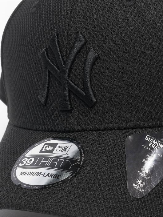 New Era Flexfitted Cap MLB NY Yankees Diamond Era 39thirty czarny