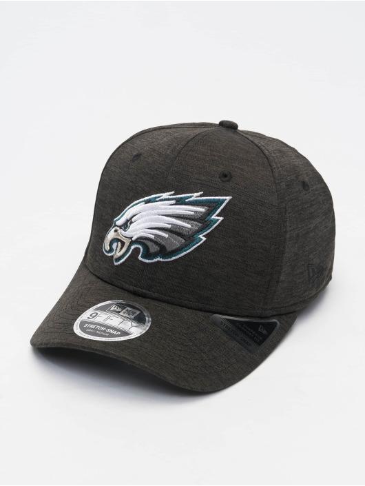 New Era Flexfitted Cap NFL Philadelphia Eagles Total Shadow Tech 9Fifty czarny